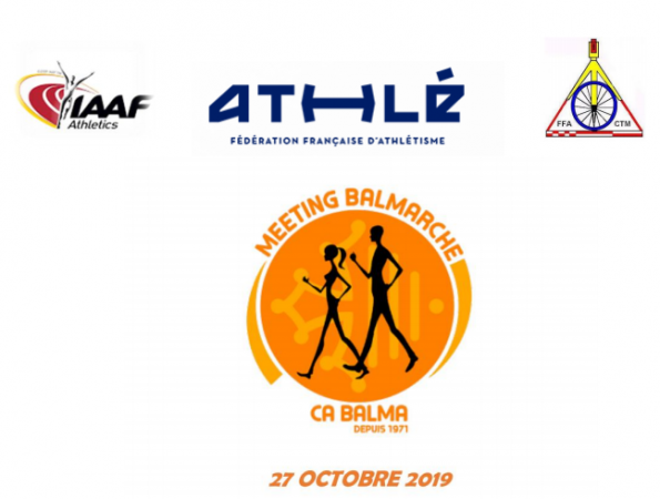 Label IAAF pour le 50km du Meeting BALMARCHE